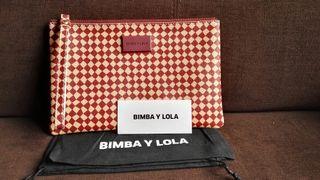 clutcho bolso mano Bimba y Lola