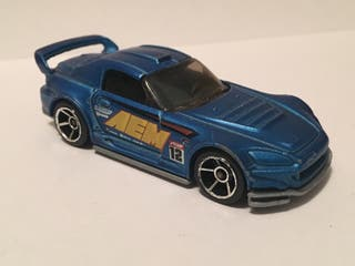 Coche Hot Wheels Honda S2000