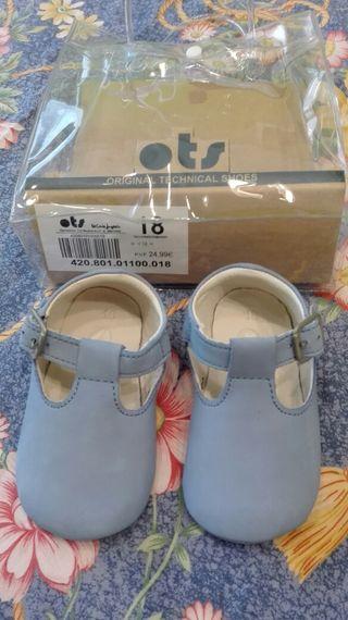Zapatos badana bebe