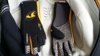 Traje buceo+guantes+escarpines