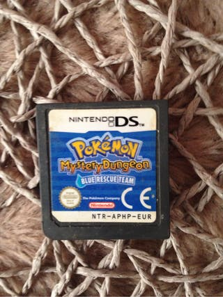 Pokemon Mystery Dungeon.(Nintendo ds).