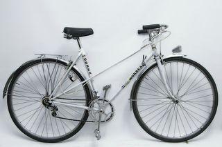Bicicleta clasica paseoorbea berria