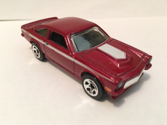 Coche Hot Wheels Custom V-8 Vega