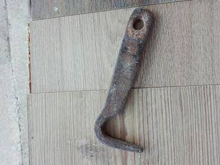 Cierre de portón antiguo.