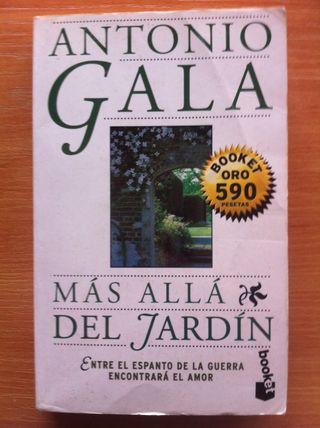 Libro Mas Alla Del Jardin