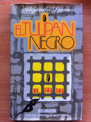 Libro El Tulipan Negro