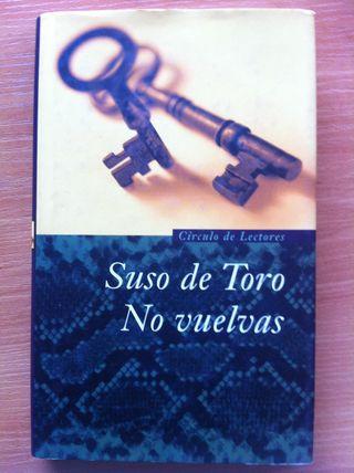 Libro No Vuelvas