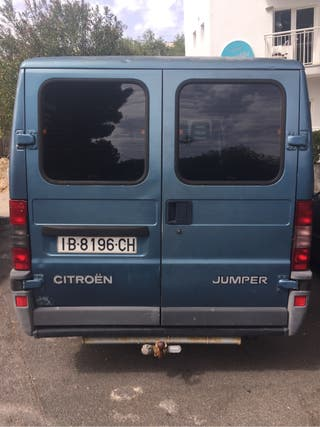 Citroen Jumper 1996