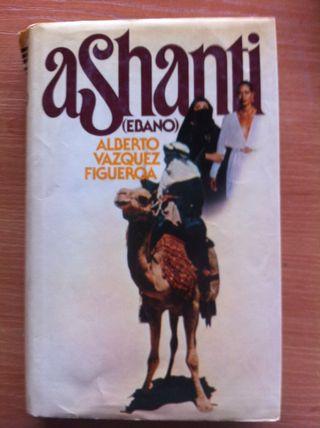 Libro Ashanti