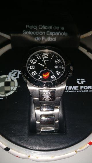 reloj oficial de la seleccion española de futbol
