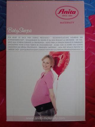 Faja lumbar maternity
