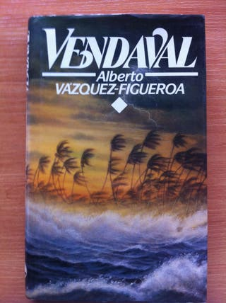 Libro Vendaval