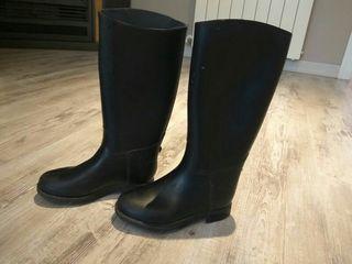 botas hípica n 28