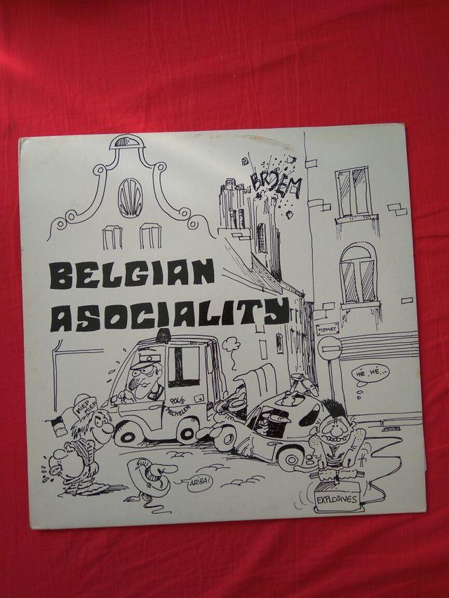 BELGIAN ASOCIALITY belgian asociality