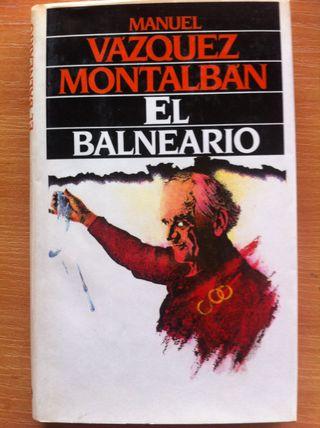 Libro El Balneario