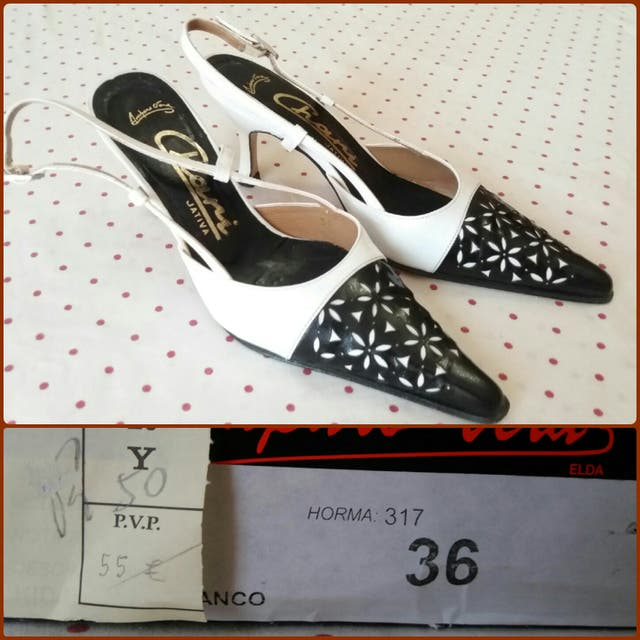 Zapatos mujer t.36