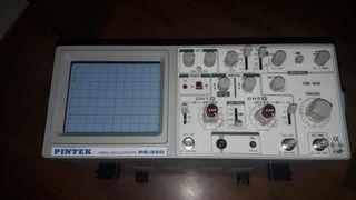 Osciloscopio Pintek PS-350