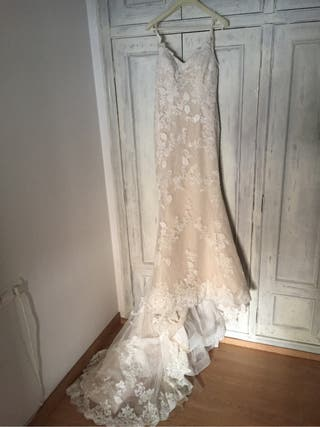 vestido de novia de segunda mano en la provincia de granada en wallapop