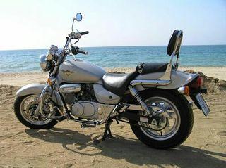 Especialistas en repuestos de motos custom chinas