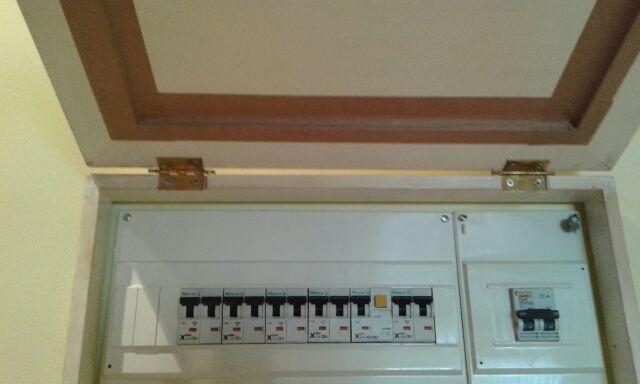 Tapa contador luz de segunda mano por 25 en orbazai en wallapop - Tapa contador luz ...