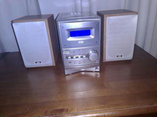 minicadena JVC SP UXP 400
