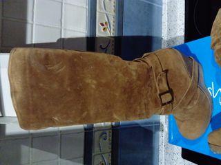 Botas caña alta de plataforma Maripaz número 36