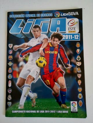 Album de futbol 2011-2012