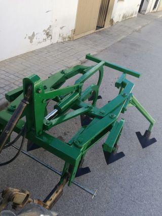 cultivador 9 brazos hidráulicos