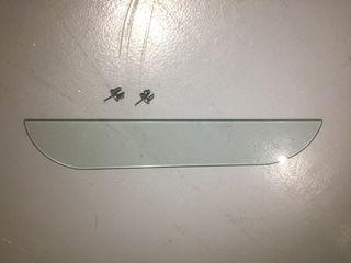 Balda cristal baño
