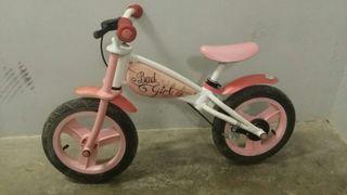 bici niña imaginarium pedales extraibles