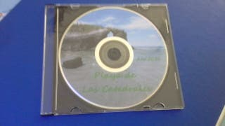 DVD playa de las Catedrales