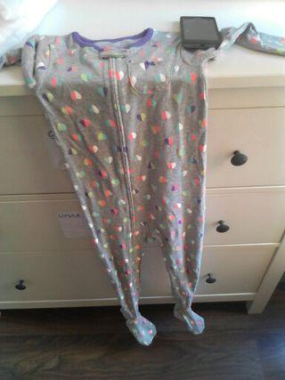 pijama fresco niña 5 años