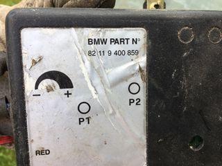 Control alarma bmw