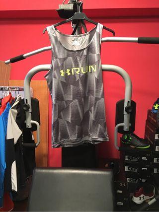 Camisetas Run Tirantes UA
