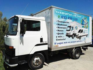 Mudanzas Montajes Transportes Low Cost
