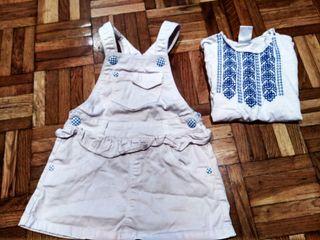 ropa niña 18-24 meses