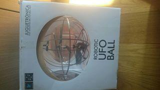 drone dron ufo ball de juguetronica