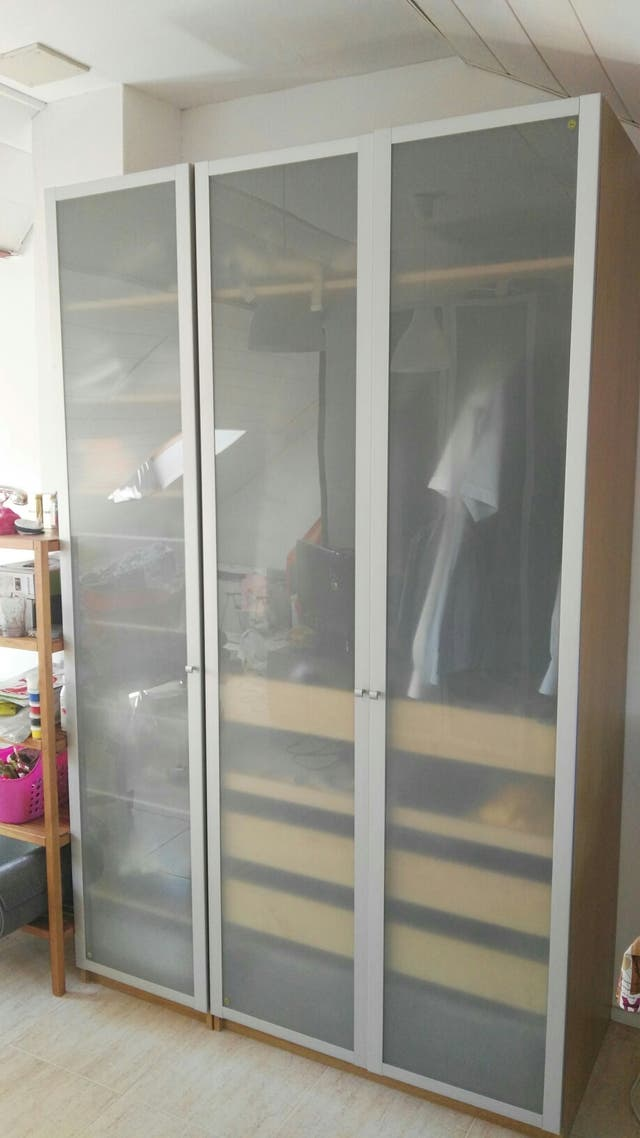 Armario dormitorio ikea pax de segunda mano por 400 en azuqueca de henares en wallapop - Ikea armario dormitorio ...