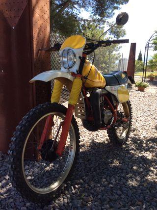 Montesa H6 125cc original
