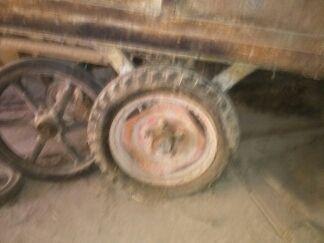 semirremolque agricola para tractor