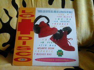 Doble LP de LO +DISCO VOL 5