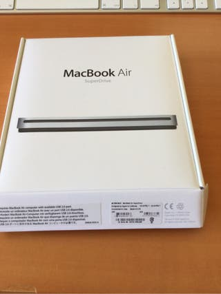 super drive MacBook Air