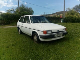 Ford Fiesta 1984