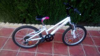 """Bicicleta Niña 20 """""""