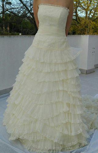 vestido de novia de segunda mano en la provincia de valencia en wallapop
