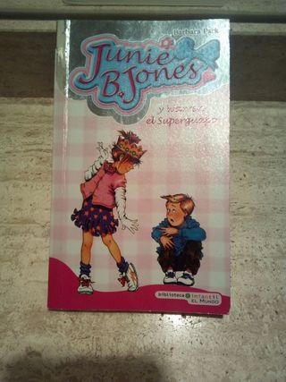 libro junie b.jones