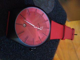 Reloj Detomaso Viareggio Black/Red