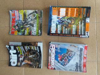 lote de 18 revistas mountain bike