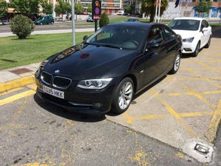 BMW 320D E92 COUPE