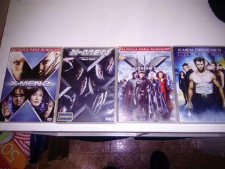 DVDs X-MEN